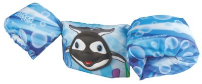 Puddle Jumper® Deluxe 3D Life Jacket - Orca