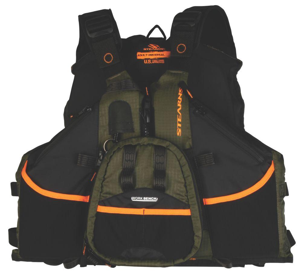 Hybrid Fishing/Paddle Vest