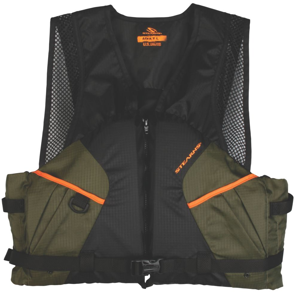 Adult Comfort Series Rip-Stop Nylon Vest