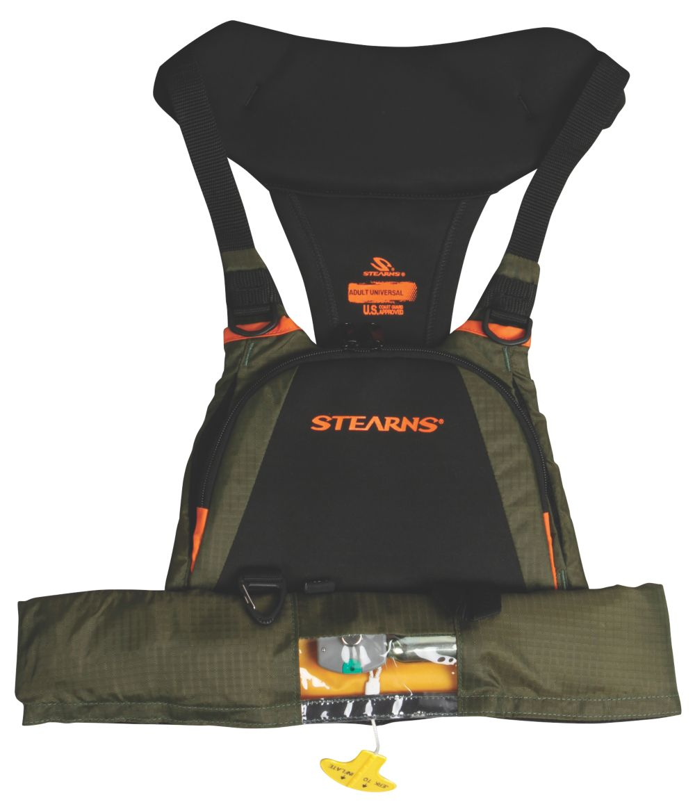 16 Gram Manual Fishing Inflatable Chest Pack