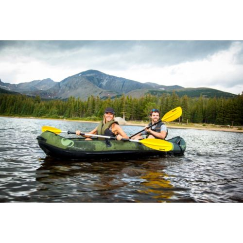 The undisputed best 2 person tandem fishing kayaks 2018 for Best tandem fishing kayak