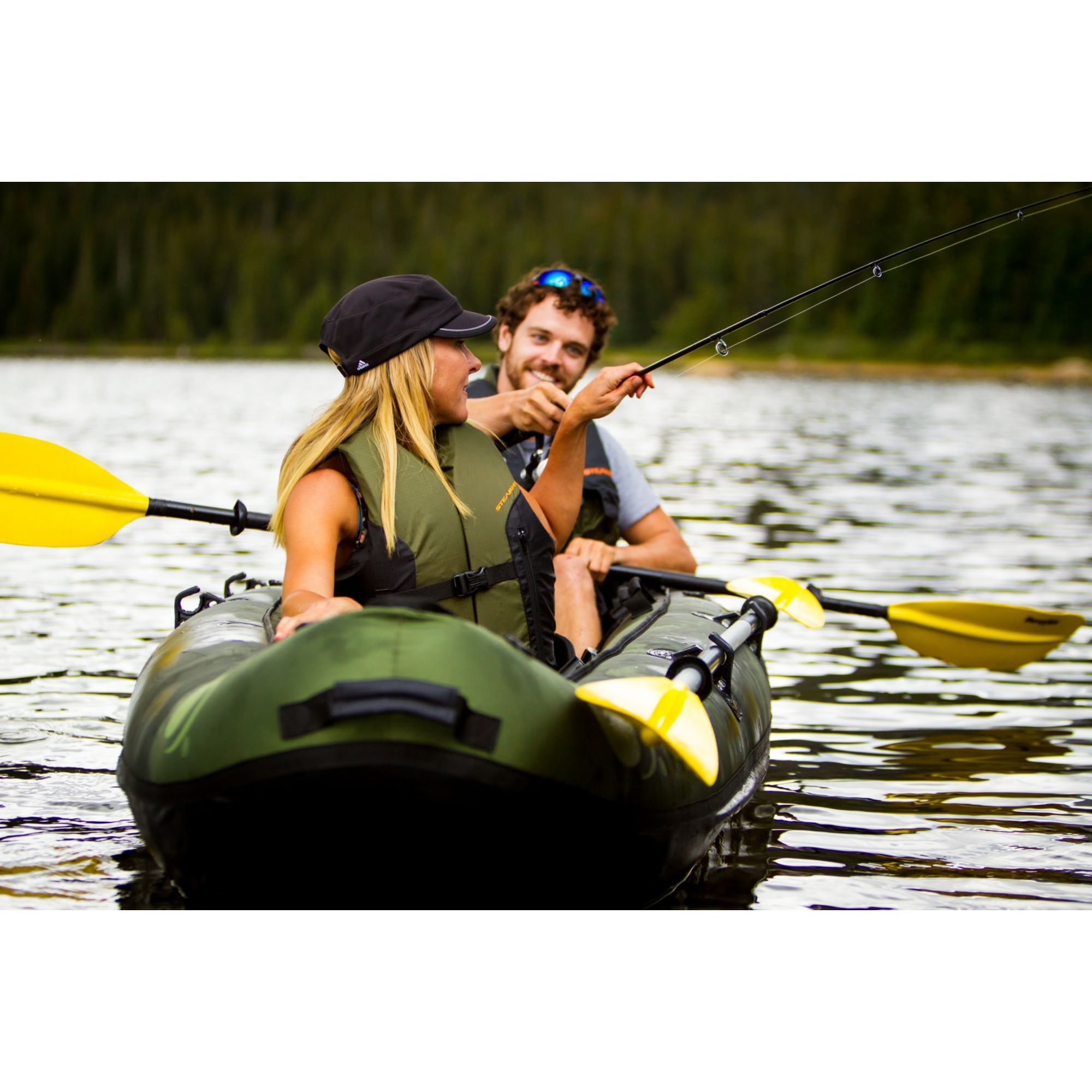 The undisputed best 2 person tandem fishing kayaks 2018 for 2 seater fishing kayak