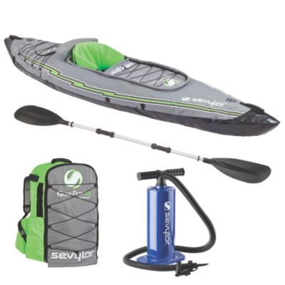 Quikpak™ K5 1-Person Kayak
