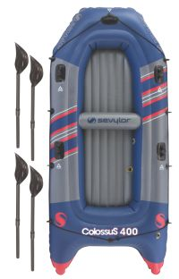 Colossus™ 4 Person Boat