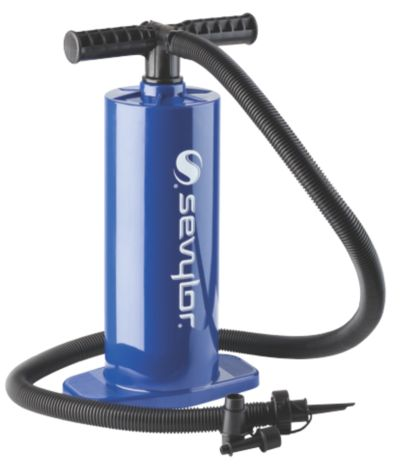 Dual-Action Hand Pump