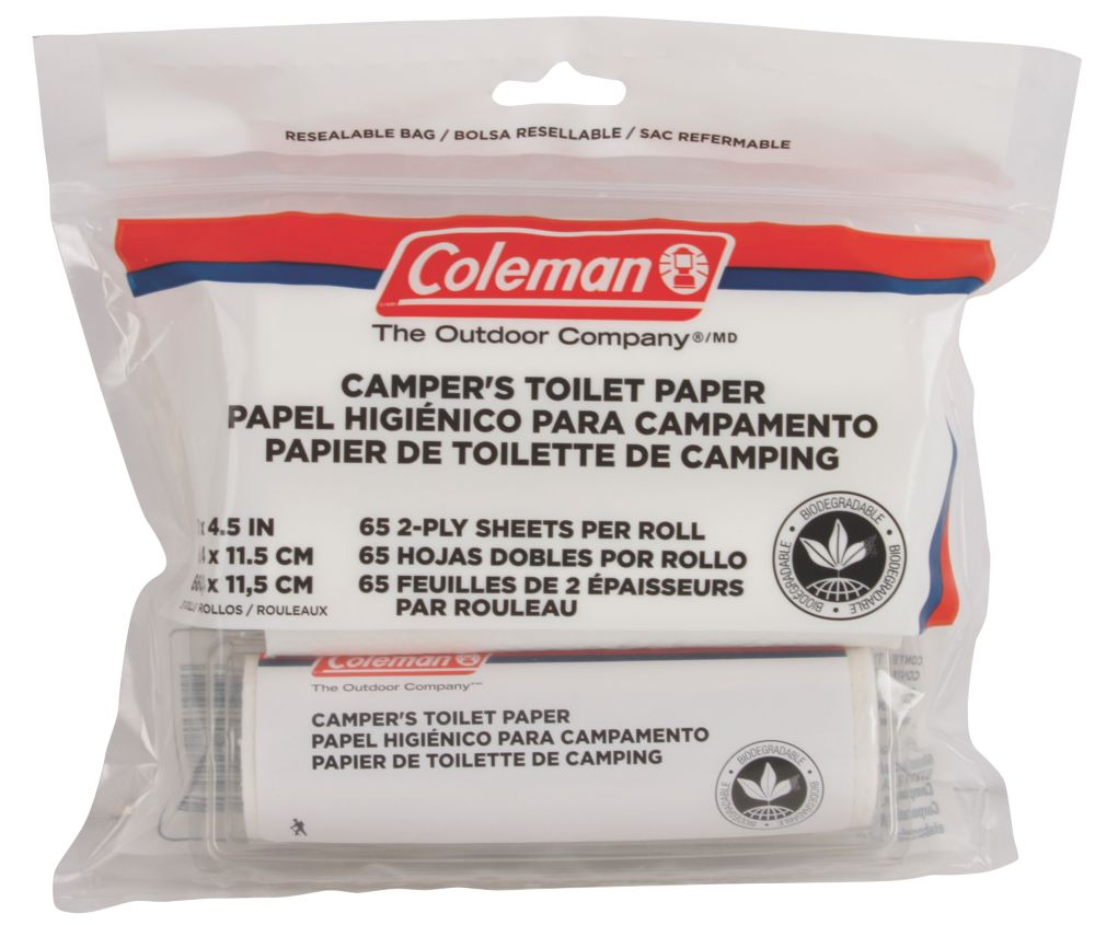 Camper's Toilet Paper