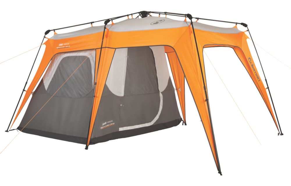 INSTANT 2-FOR-1 TENT AND SHELTER WITH PORCH