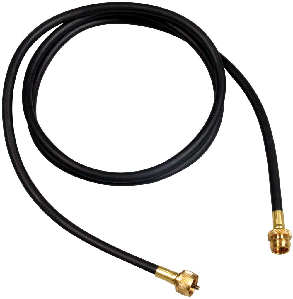 8-ft (2.44-m) High-Pressure Propane Extension Hose
