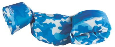 Puddle Jumper® Deluxe Life Jacket - Blue Camo