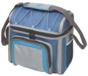 12 Can Soft Sided Cooler-Blue