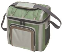 24 Can Soft Sided Cooler-Green