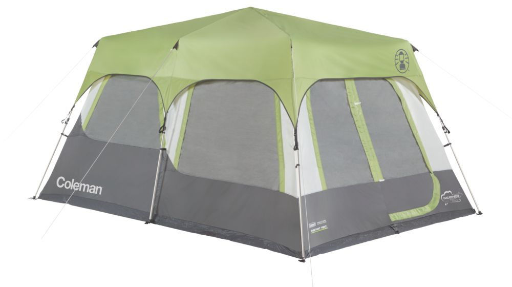 Signature 10-Person Instant Cabin with Rainfly