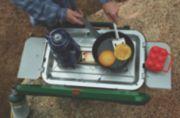 Coleman® 8 Piece Enamel Cooking Set
