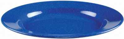 10-In. Enamel Plate
