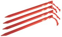 9-In. Heavy Duty Aluminum Tent Stakes