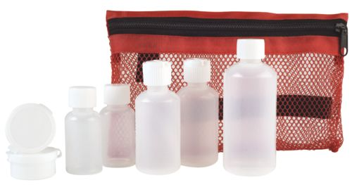 Bagged Essentials Bottles