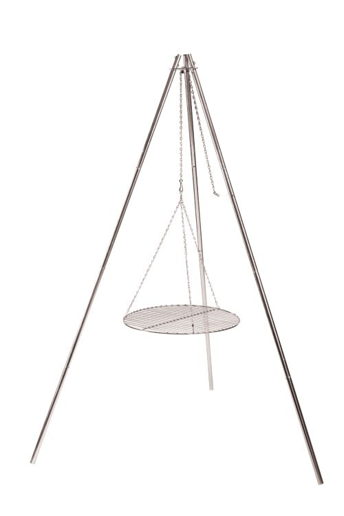 Tripod Grill and Lantern Hanger