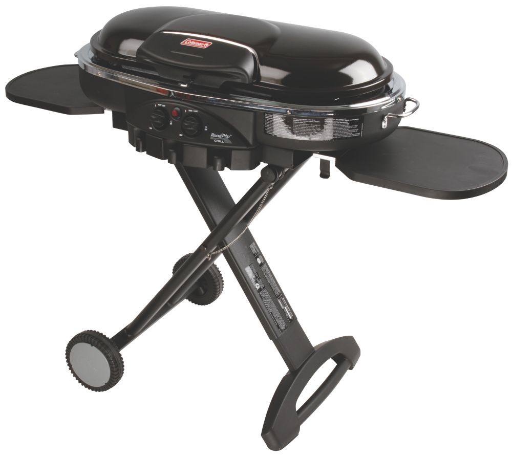 Roadtrip® LXE Grill - Black