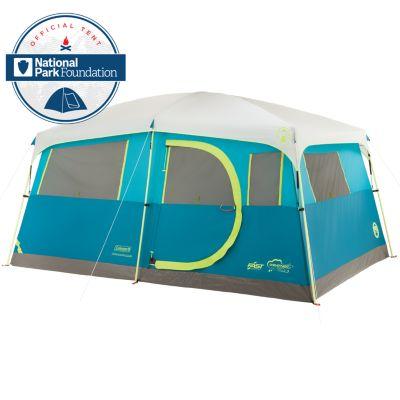 Tenaya Lake™ Fast Pitch™ 8-Person Cabin with Closet