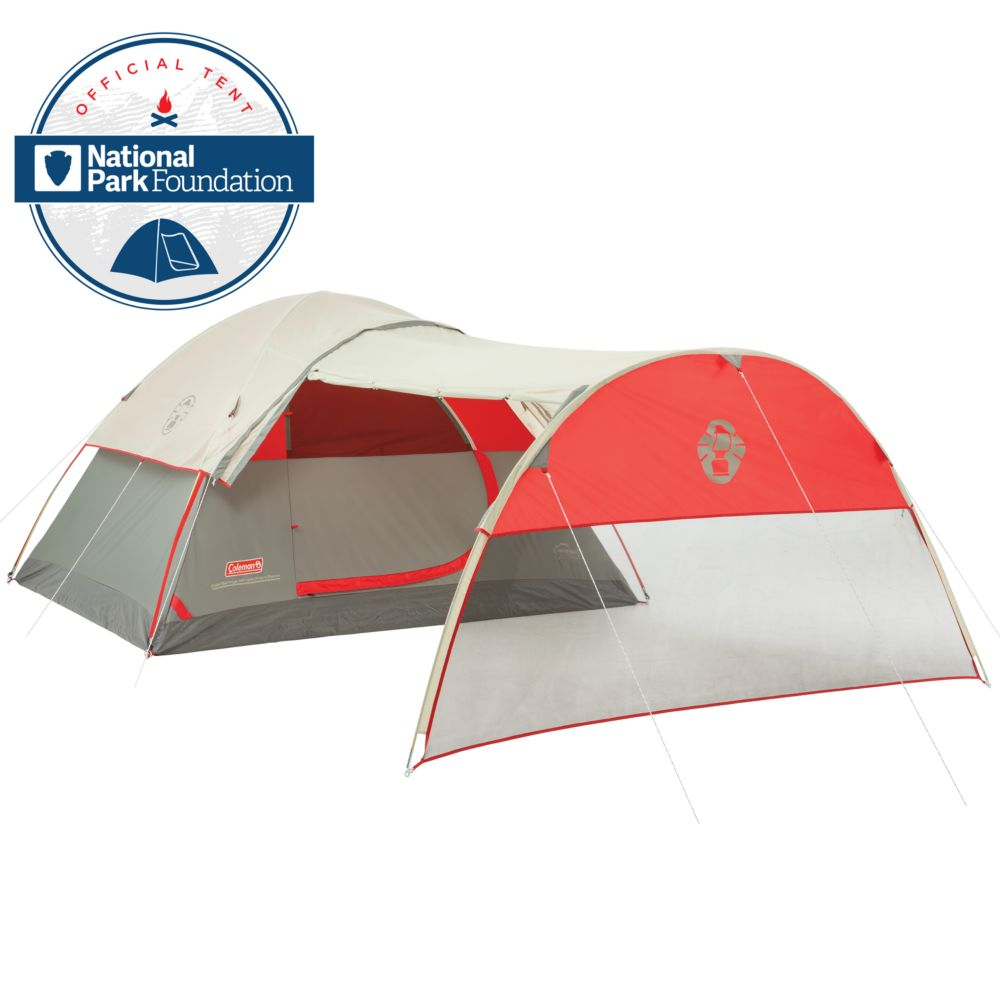 Cold Springs™ 4-Person Dome Tent with Porch