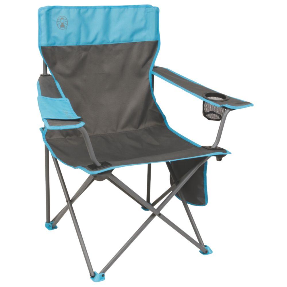 Chaise quad bleu canada for Chaise quadriceps