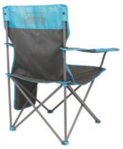 Chaise Quad Bleu