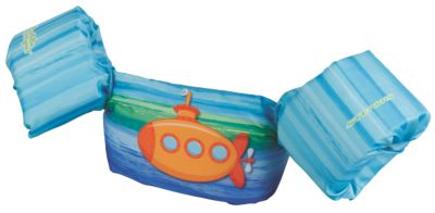 Puddle Jumper® Deluxe Life Jacket - Submarine