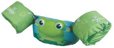 Puddle Jumper® Deluxe 3D Life Jacket - Frog