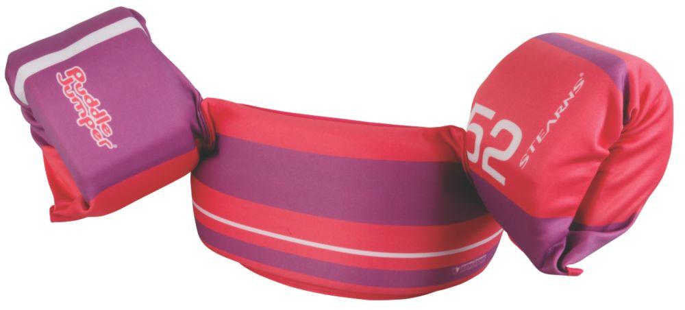 Puddle Jumper® Ultra Life Jacket - Pink/Purple