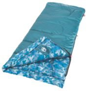SLEEPING BAG RECTANGULAR YOUTH BOYS