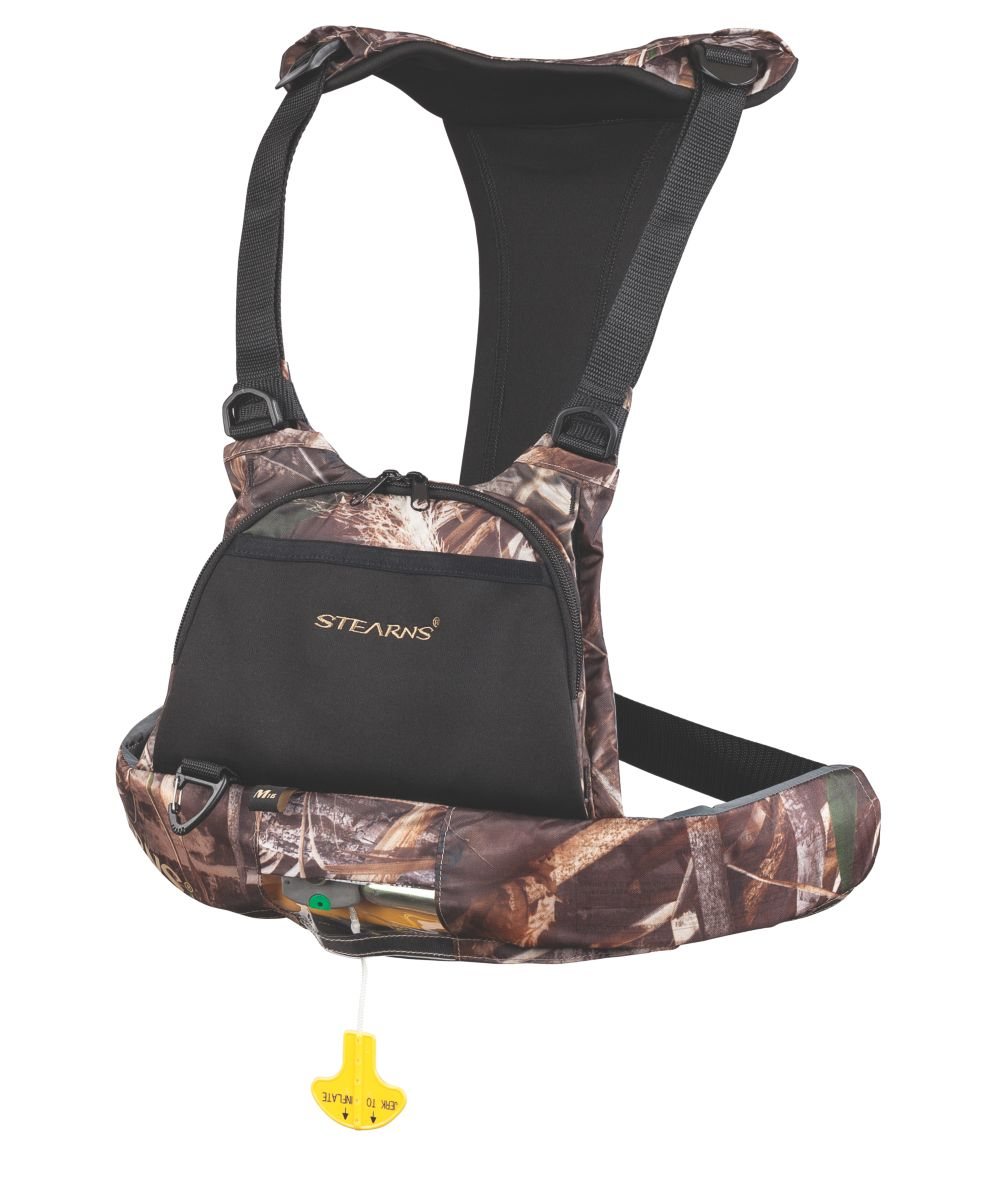 16 Gram Manual Hunting Inflatable Chest Pack