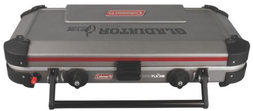 Gladiator™ Series HyperFlame™ 2-Burner Propane Stove