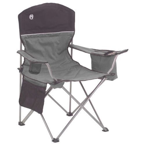 camping chair with cooler large camping chair coleman