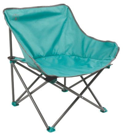 Kickback Chair- Teal
