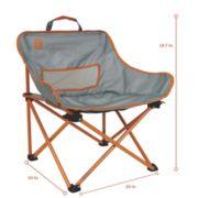 Chaise a détendre- orange