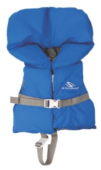Infant Nylon Vest - Blue