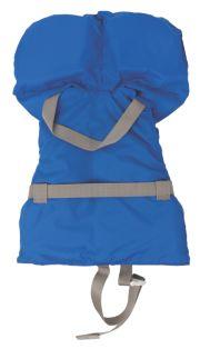 Infant Nylon Vest - Blue