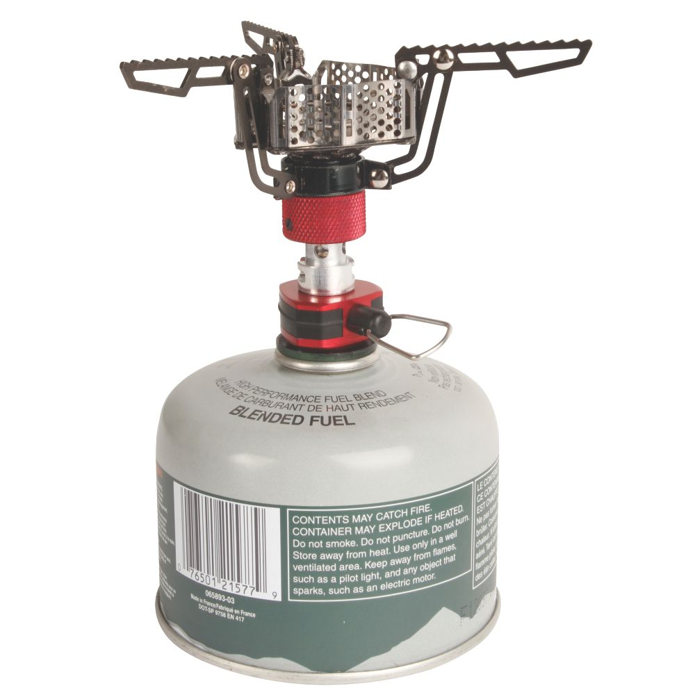 Camping Cooking Gear Propane Stove Coleman