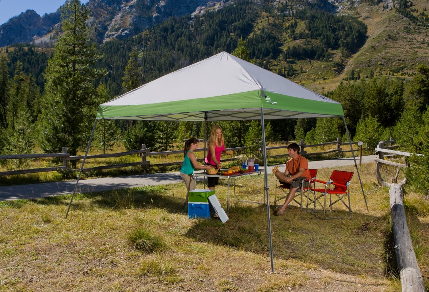 12 x 12 wide base instant canopy - Instant Canopy