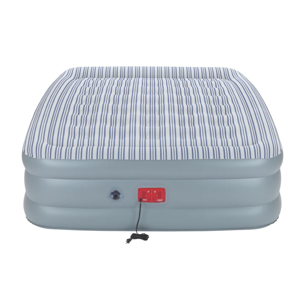 supportrest elite pillowstop double high airbed queen. Black Bedroom Furniture Sets. Home Design Ideas