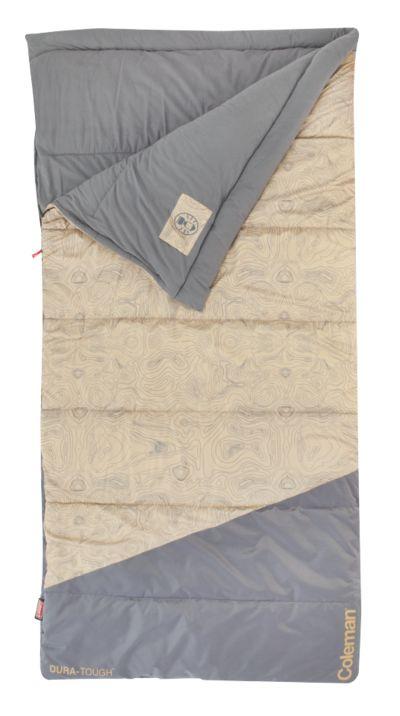 Sac de couchage Big-N-Tallᵐᶜ 30 rectangulaire – Surdimensionné