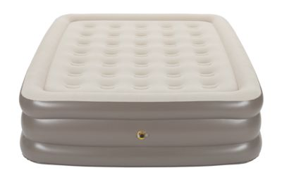 Supportrest™ Plus Queen Double High Antimicrobial Airbed with 120V Combo
