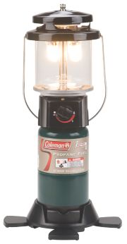 Lanterne de luxe PerfectFlowMC à 2 manchons incandescents