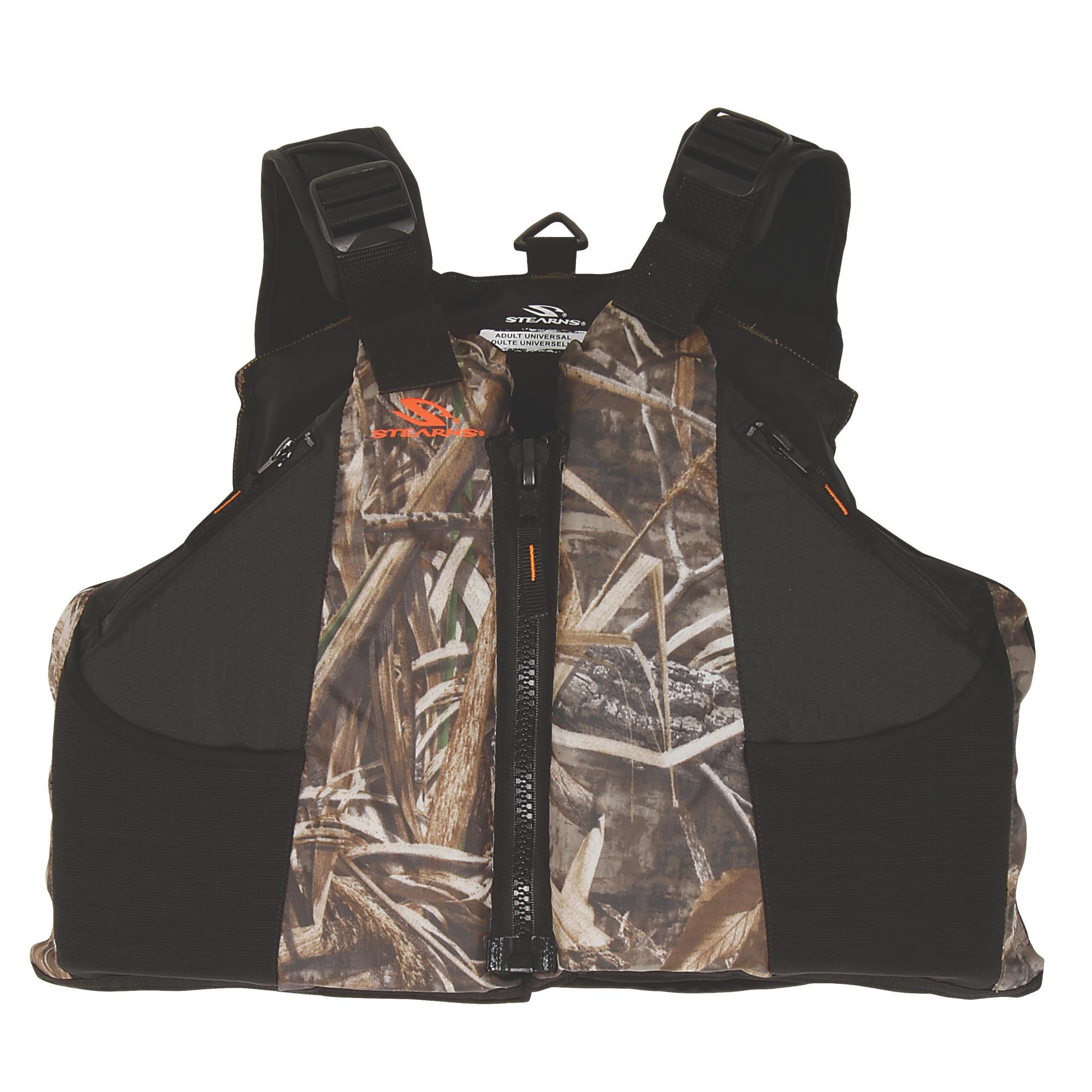 Max5 Camo Paddle Vest