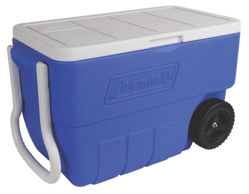 50 Quart Wheeled Cooler