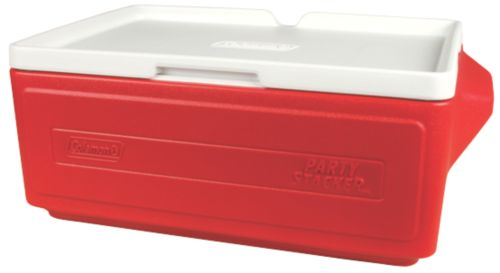24 Can Party Stacker™ Cooler - Red