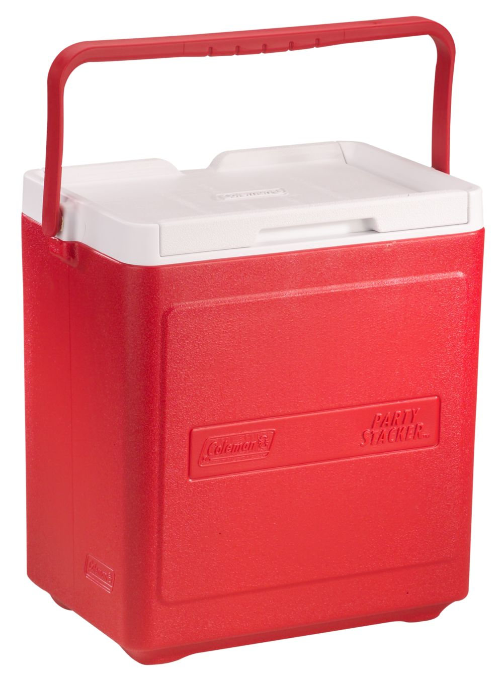 Glacière superposable Party Stackerᵐᶜ, 17 litres - rouge