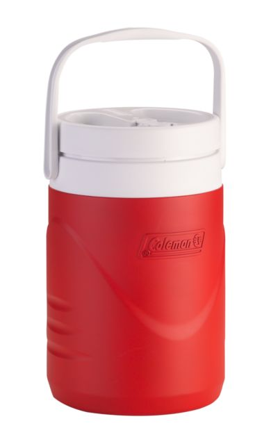 1 Gallon Beverage Jug - Red