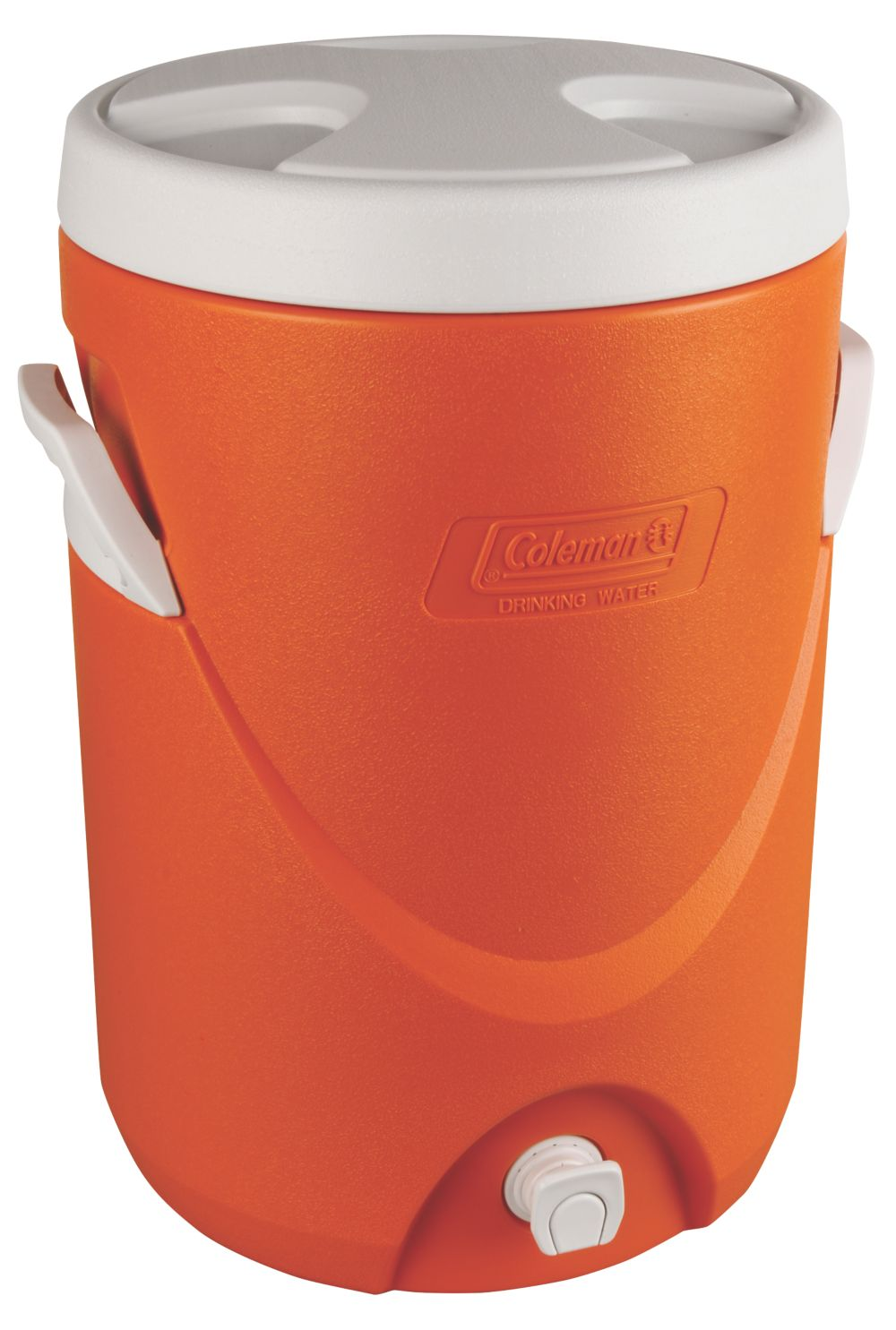 5 Gallon Beverage Cooler - Orange
