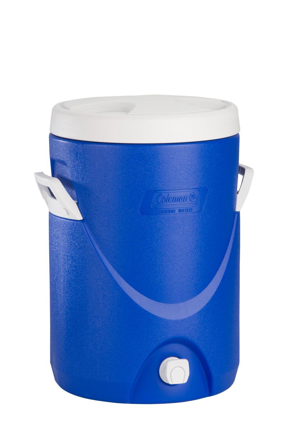 5 Gallon Beverage Container - Blue